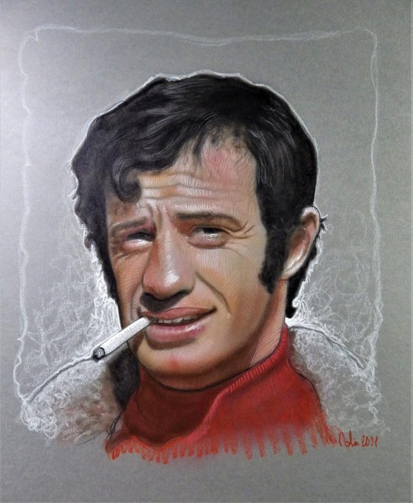 Jean-Paul Belmondo par stephane014